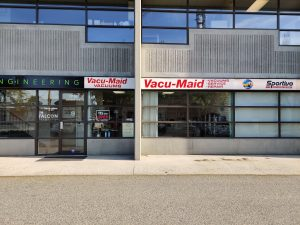 Vacumaid Business For Sale Kelowna Front