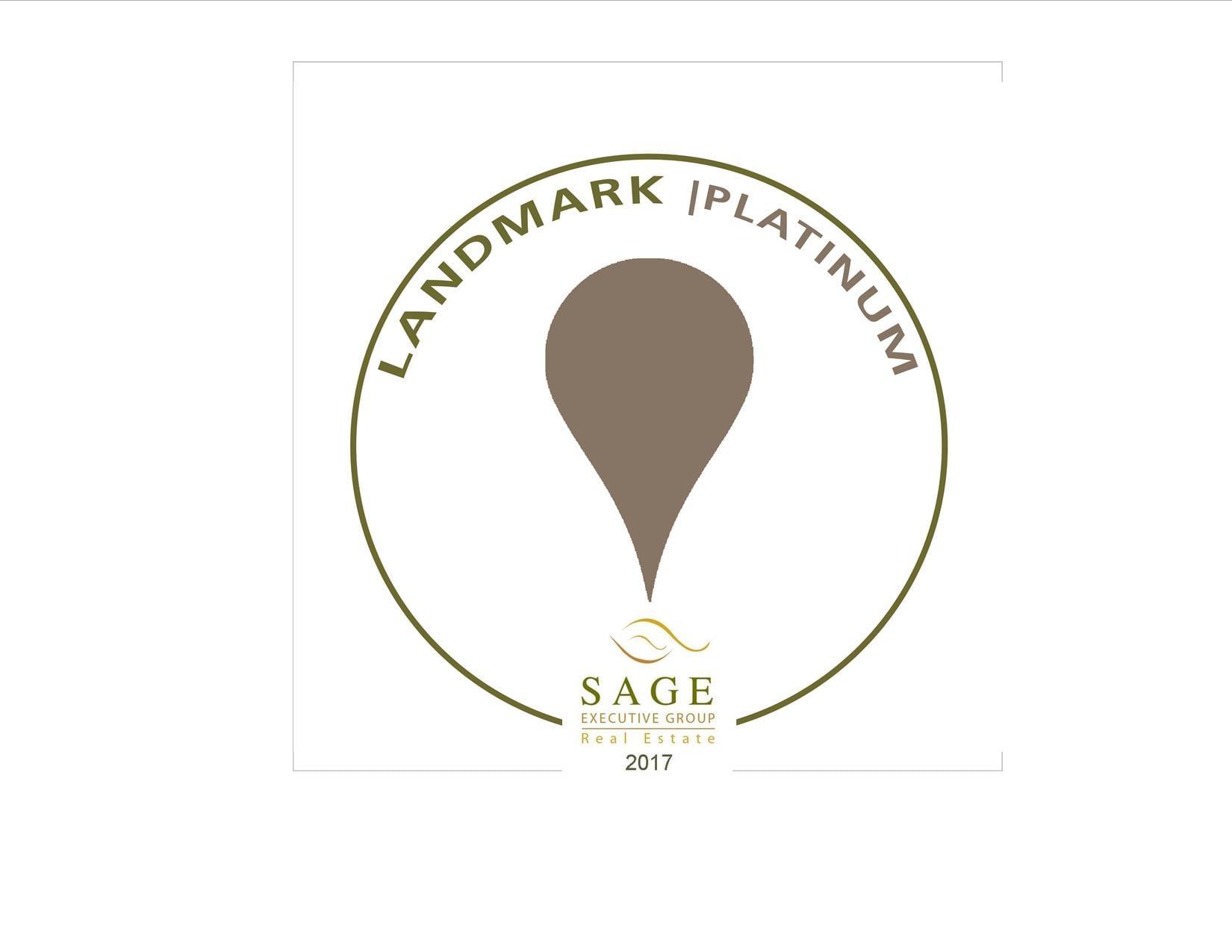 Real Estate Award Landmark Platinum 2017