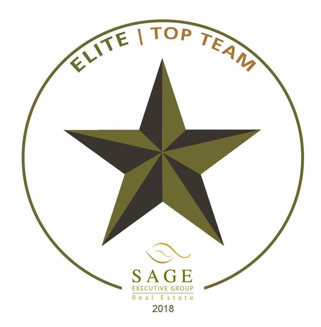 Top Real Estate Team Sage Executive Group 2018